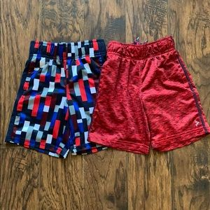 Two pair of Gymboree shorts, size 2T